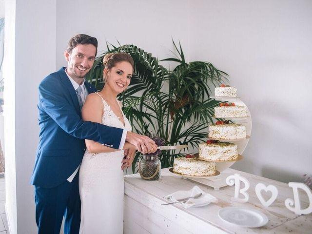 La boda de Beatriz y Daniel en La Victoria De Acentejo, Santa Cruz de Tenerife 14