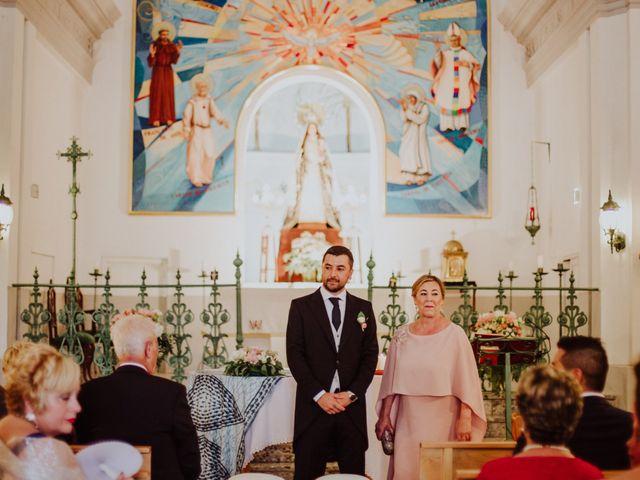 La boda de Pablo y María en La Manga Del Mar Menor, Murcia 13