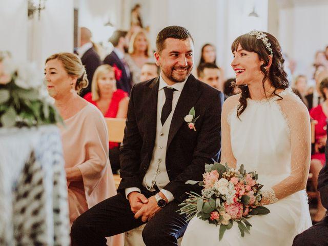 La boda de Pablo y María en La Manga Del Mar Menor, Murcia 15