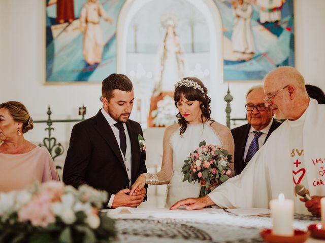 La boda de Pablo y María en La Manga Del Mar Menor, Murcia 17