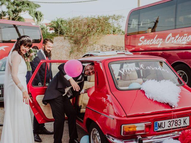 La boda de Pablo y María en La Manga Del Mar Menor, Murcia 23