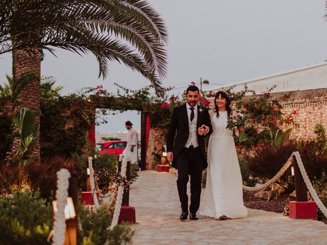 La boda de Pablo y María en La Manga Del Mar Menor, Murcia 26