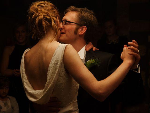La boda de Jordi y Lisa