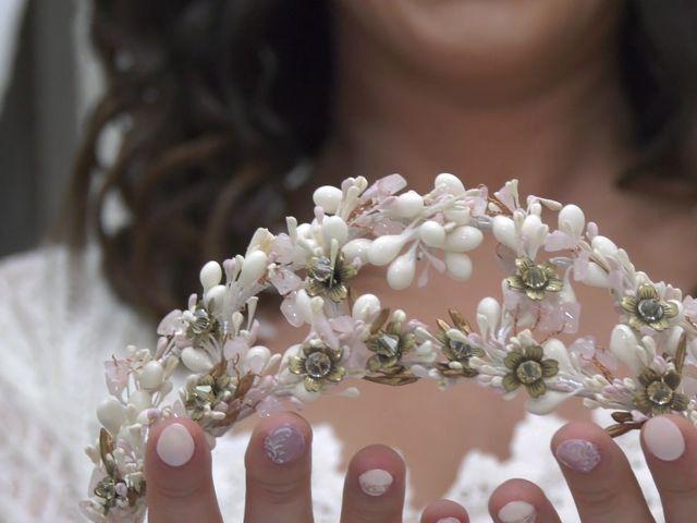 La boda de Maria de los Angeles y Manuel en Almonte, Huelva 11