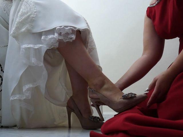 La boda de Maria de los Angeles y Manuel en Almonte, Huelva 17
