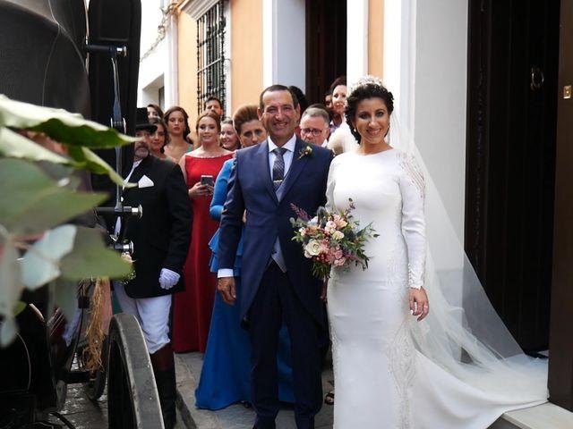 La boda de Maria de los Angeles y Manuel en Almonte, Huelva 18
