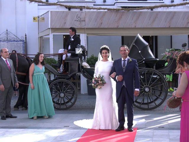 La boda de Maria de los Angeles y Manuel en Almonte, Huelva 22