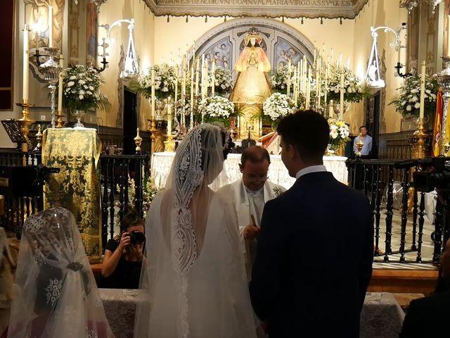 La boda de Maria de los Angeles y Manuel en Almonte, Huelva 23