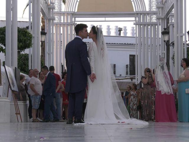 La boda de Maria de los Angeles y Manuel en Almonte, Huelva 26