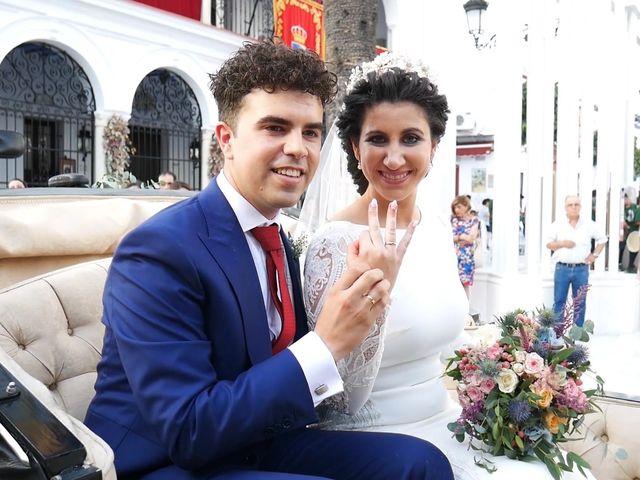 La boda de Maria de los Angeles y Manuel en Almonte, Huelva 27