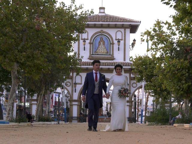 La boda de Maria de los Angeles y Manuel en Almonte, Huelva 28