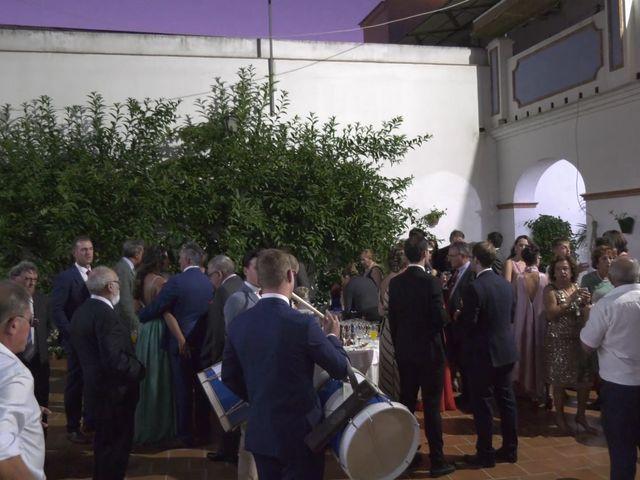 La boda de Maria de los Angeles y Manuel en Almonte, Huelva 31