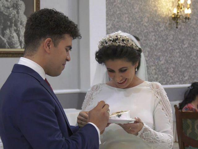 La boda de Maria de los Angeles y Manuel en Almonte, Huelva 36