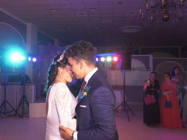 La boda de Maria de los Angeles y Manuel en Almonte, Huelva 37