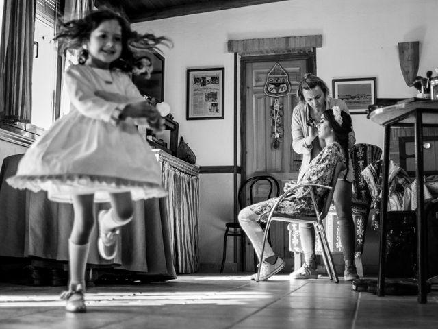La boda de Angel y Soraya en Ballesteros De Calatrava, Ciudad Real 4