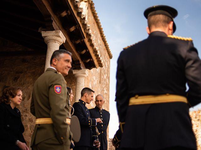 La boda de Angel y Soraya en Ballesteros De Calatrava, Ciudad Real 23