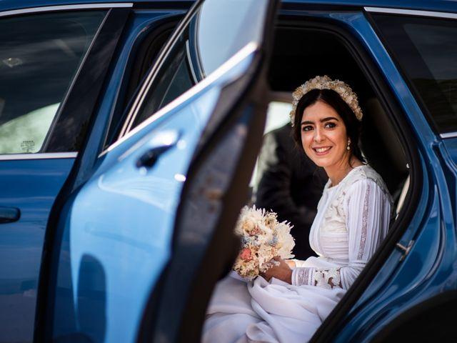 La boda de Angel y Soraya en Ballesteros De Calatrava, Ciudad Real 24