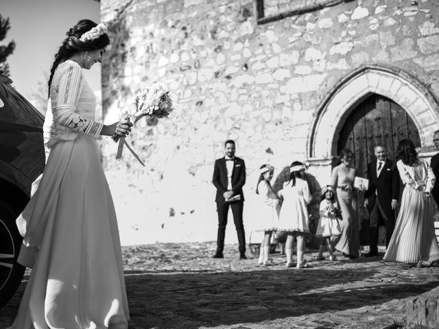 La boda de Angel y Soraya en Ballesteros De Calatrava, Ciudad Real 25