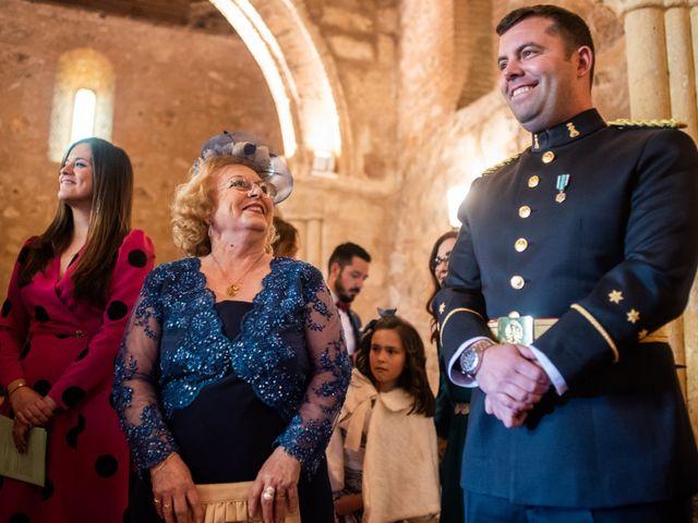 La boda de Angel y Soraya en Ballesteros De Calatrava, Ciudad Real 27