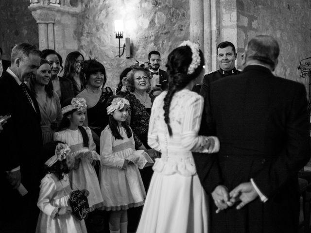 La boda de Angel y Soraya en Ballesteros De Calatrava, Ciudad Real 28