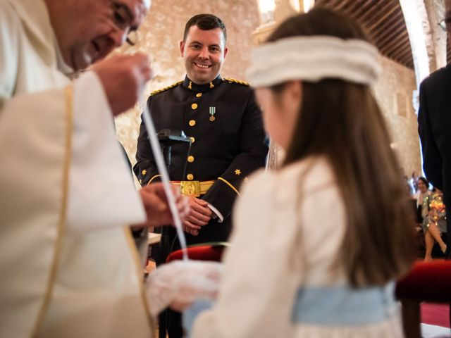 La boda de Angel y Soraya en Ballesteros De Calatrava, Ciudad Real 29