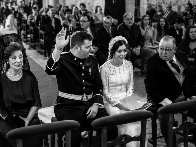 La boda de Angel y Soraya en Ballesteros De Calatrava, Ciudad Real 32
