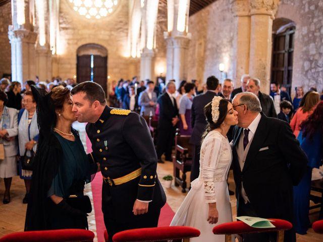 La boda de Angel y Soraya en Ballesteros De Calatrava, Ciudad Real 34