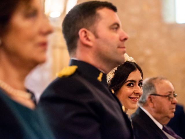 La boda de Angel y Soraya en Ballesteros De Calatrava, Ciudad Real 35