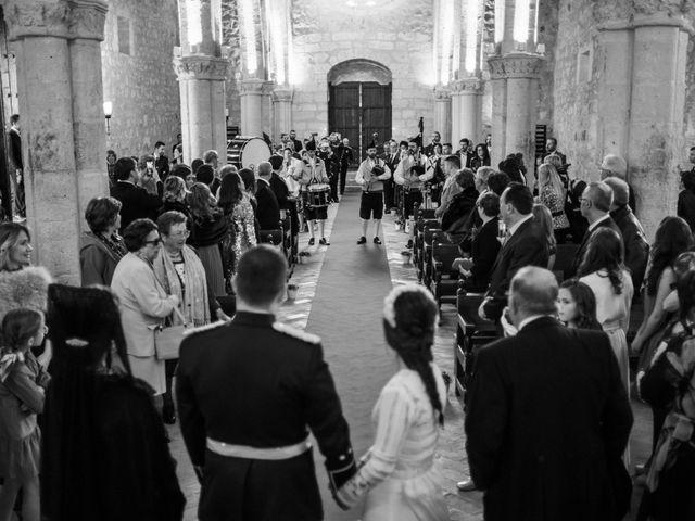 La boda de Angel y Soraya en Ballesteros De Calatrava, Ciudad Real 38