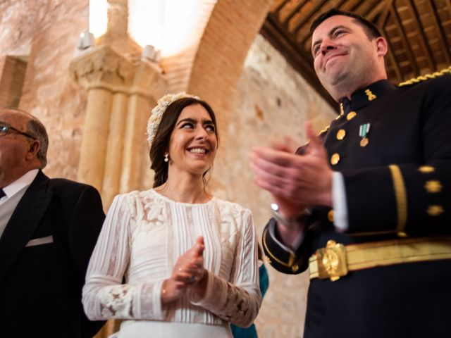 La boda de Angel y Soraya en Ballesteros De Calatrava, Ciudad Real 40