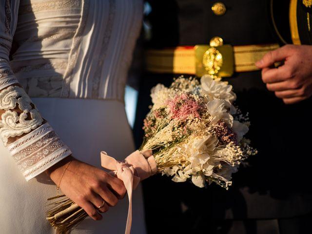 La boda de Angel y Soraya en Ballesteros De Calatrava, Ciudad Real 48