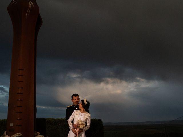La boda de Angel y Soraya en Ballesteros De Calatrava, Ciudad Real 49