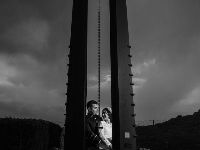 La boda de Angel y Soraya en Ballesteros De Calatrava, Ciudad Real 50