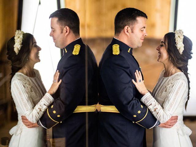 La boda de Angel y Soraya en Ballesteros De Calatrava, Ciudad Real 55