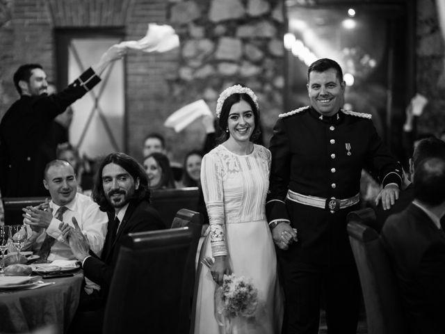La boda de Angel y Soraya en Ballesteros De Calatrava, Ciudad Real 57