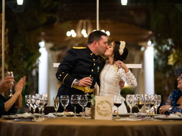 La boda de Angel y Soraya en Ballesteros De Calatrava, Ciudad Real 59
