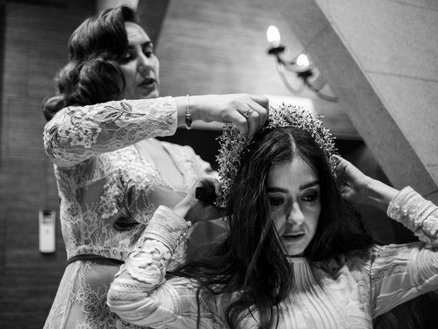 La boda de Angel y Soraya en Ballesteros De Calatrava, Ciudad Real 60