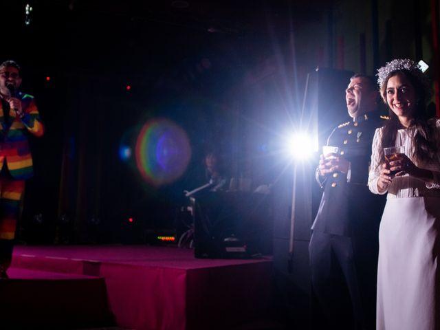 La boda de Angel y Soraya en Ballesteros De Calatrava, Ciudad Real 65