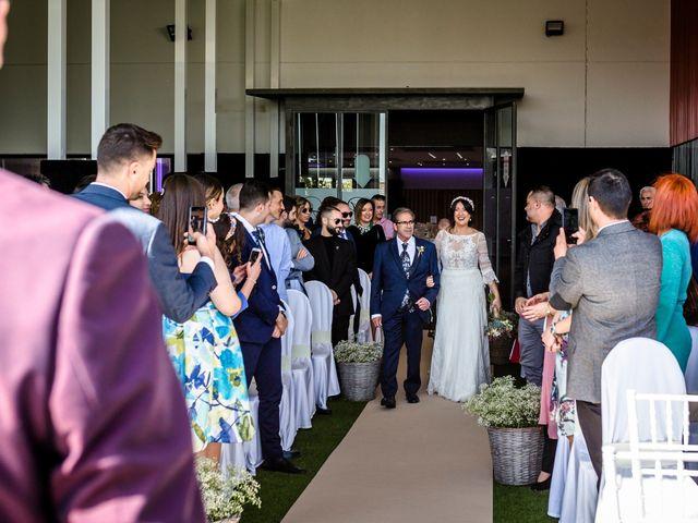 La boda de Isidro y Salomé en Alcantarilla, Murcia 2