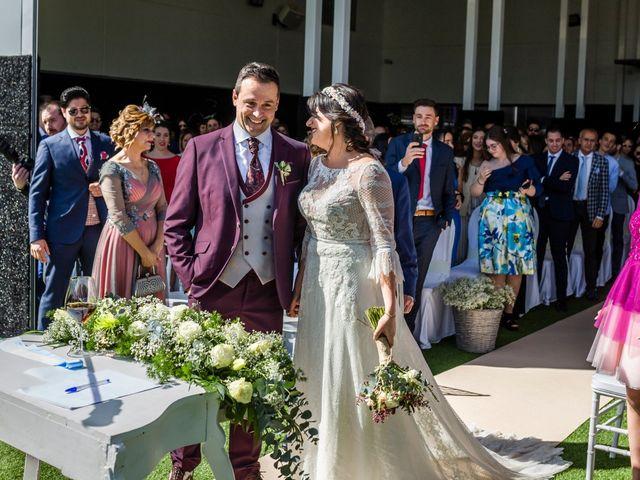 La boda de Isidro y Salomé en Alcantarilla, Murcia 3