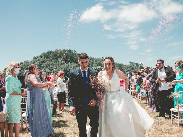 La boda de Carlos  y Sheila en Torazo, Asturias 2