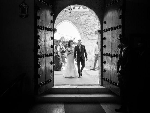 La boda de Ana y Carlos en Valdegrudas, Guadalajara 49