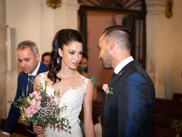 La boda de Ana y Carlos en Valdegrudas, Guadalajara 50