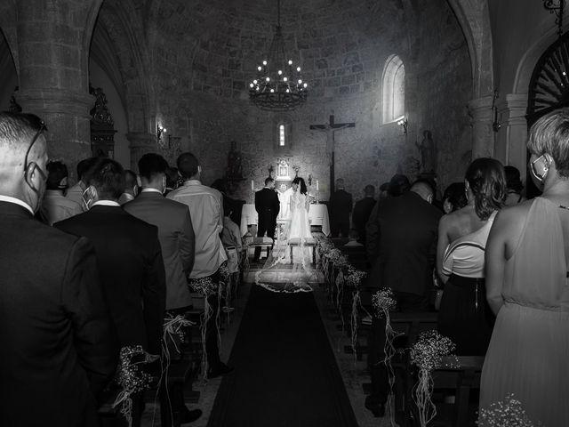 La boda de Ana y Carlos en Valdegrudas, Guadalajara 53
