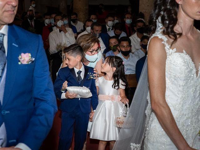 La boda de Ana y Carlos en Valdegrudas, Guadalajara 55