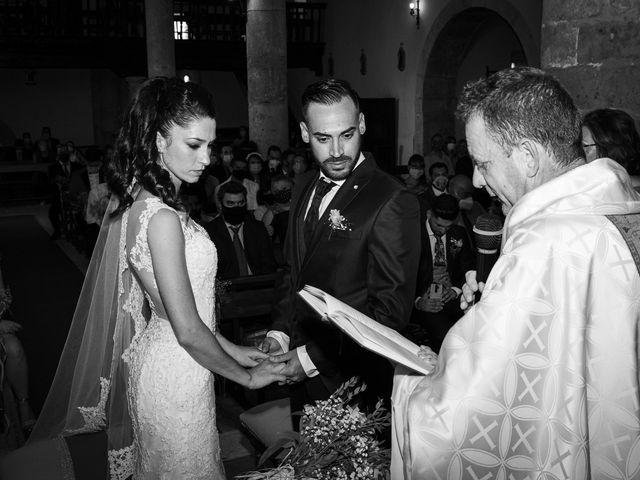 La boda de Ana y Carlos en Valdegrudas, Guadalajara 56