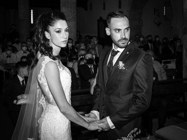 La boda de Ana y Carlos en Valdegrudas, Guadalajara 57
