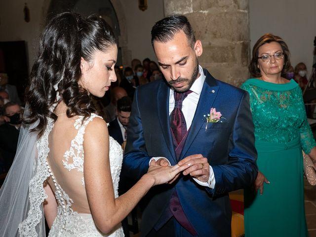 La boda de Ana y Carlos en Valdegrudas, Guadalajara 59