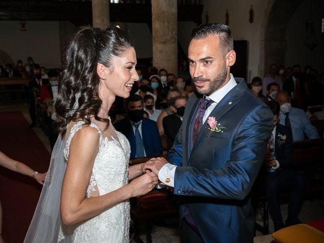 La boda de Ana y Carlos en Valdegrudas, Guadalajara 61