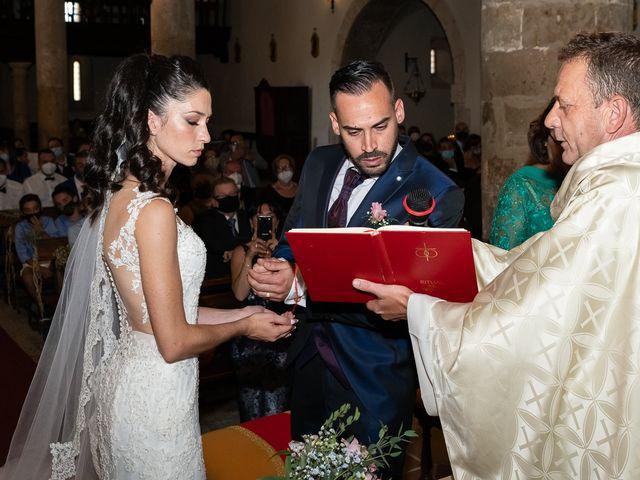 La boda de Ana y Carlos en Valdegrudas, Guadalajara 62